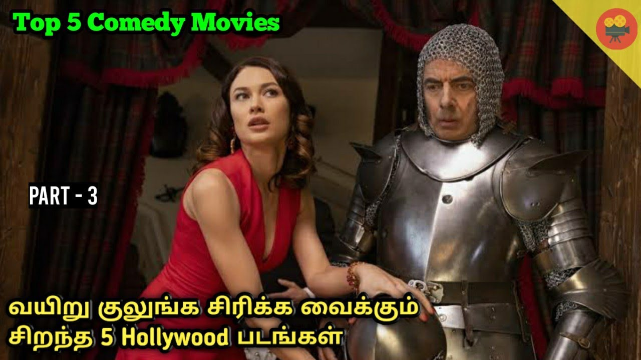 Download Top 5 Comedy Movies Tamil Dubbed || Hollywood comedy movies in Tamil