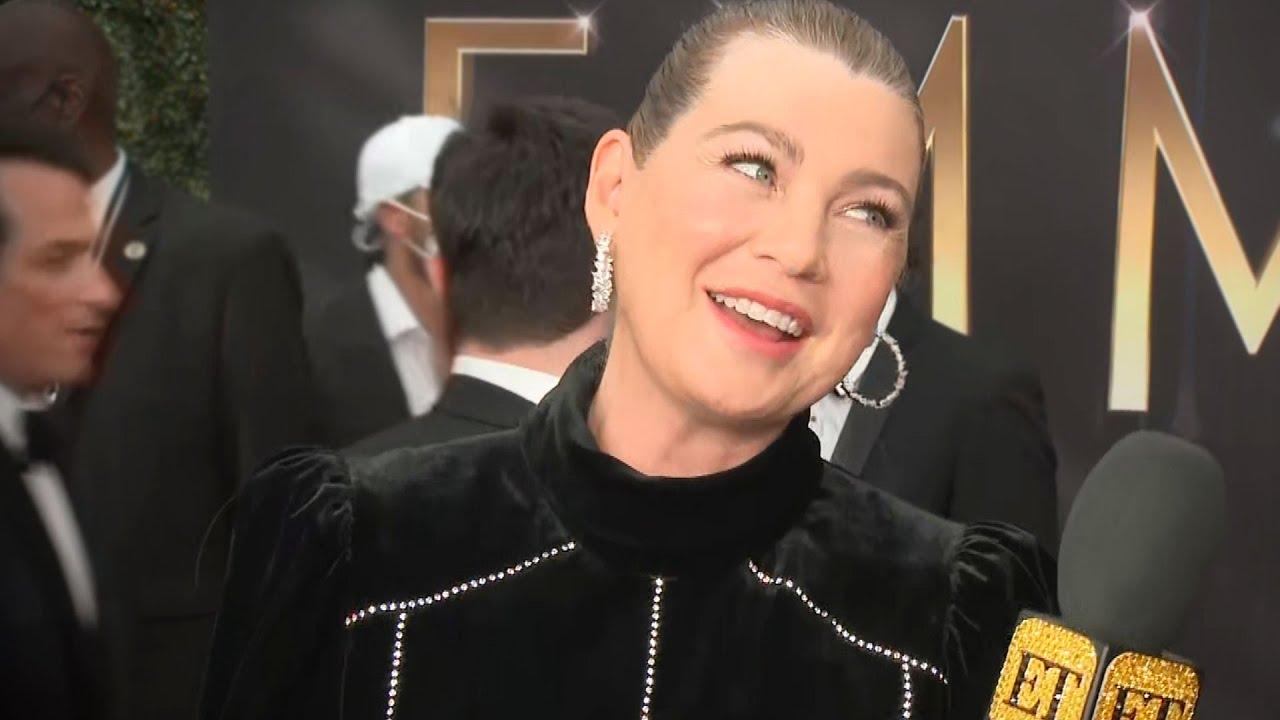 Download Emmys 2021: Ellen Pompeo on Grey's Anatomy Possibly ENDING After Season 18