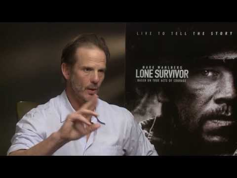 Director Peter Berg Interview - Lone Survivor