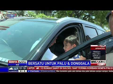 Izrael, Bocah Korban Gempa di Palu Ingin Ikut Jokowi ke Jakarta