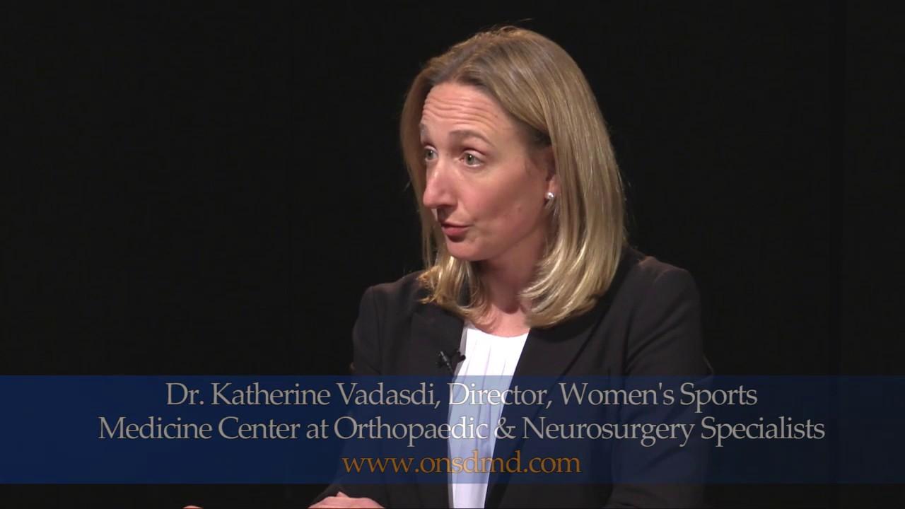 Katherine B  Vadasdi, MD - Orthopaedic & Neurosurgery