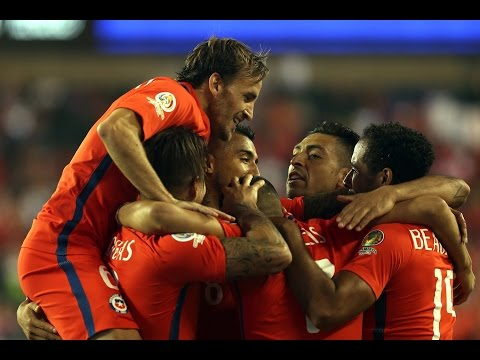 Chile 4 - 2 Panamá | Copa América Centenario | Alberto Jesús Lopez