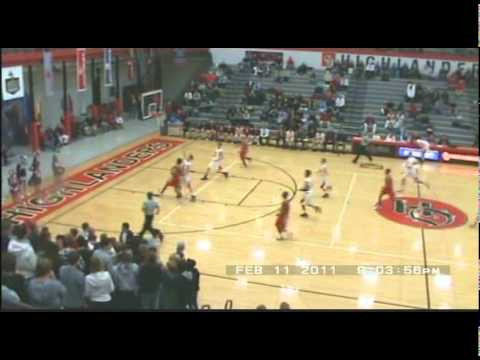 Marcus R Jones #42 Power/Small Forward Basketball Highlight