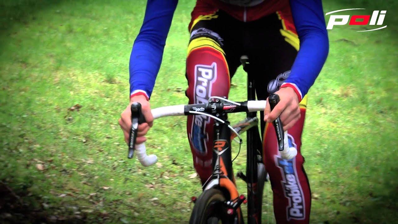 Bretelles Vintage Cyclisme Poli