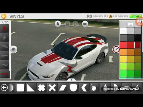 Ford Shelby GT350R - Real Racing 3 - Customization
