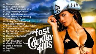 Best Fast Country Songs Of 70s 80s 90s  - Greatest Old Classic Country Songs Of All Time