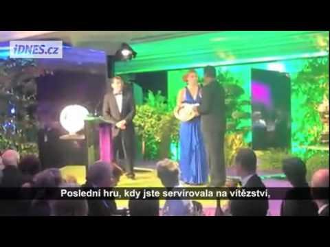 Petra Kvitova Wimbledon Champion's Ball Speech 2011