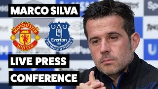 MINA AND MCCARTHY FIT FOR MAN UTD TRIP? | EVERTON PRESS CONFERENCE