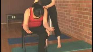 Third Trimester Prenatal Yoga : 3rd Trimester Prenatal Yoga: Pigeon Pose Variation