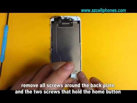 Apple Iphone 6 4 7 Quot Repair Screen Back Plate Amp Home