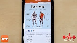 Gym Hero Pro iOS Workout Tracker App Review