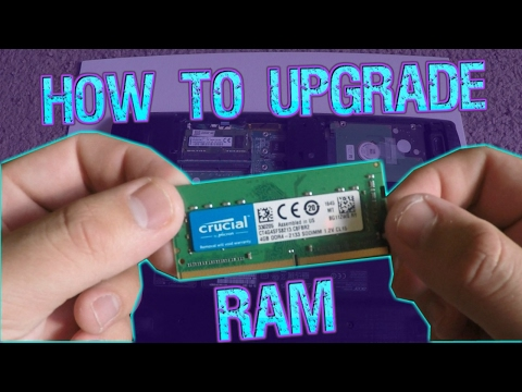 How to Upgrade/Install RAM In Acer Aspire E15 Laptop