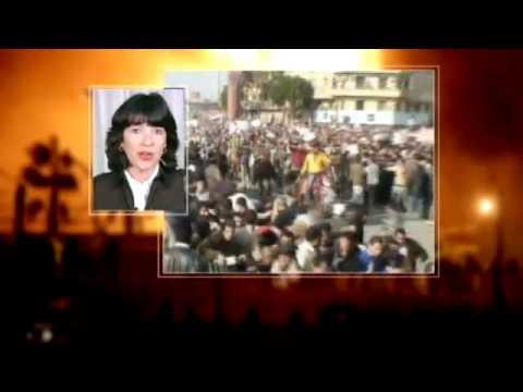 INTERVIEW WITH EGYPTIAN PRESIDENT HOSNI MUBARAK