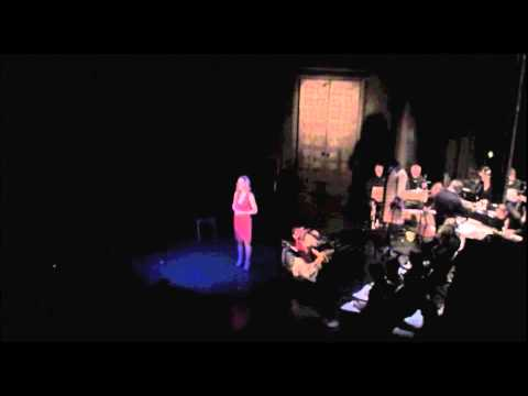 Julie Atherton performs  The Window  from  Through the Door  & Julie Atherton performs