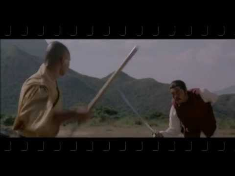 Gordon Liu Chia Hui Fight  36th Chamber of Shaolin