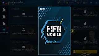 FIFA MOBILE 19 BETA GAMEPLAY- NEW FACE TO FACE MODE