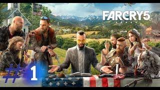 FarCry 5 poczatek #1
