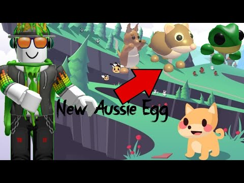 LIVE] Roblox Adopt Me Update Countdown [New Aussie Egg] Finding the Key