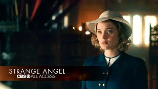 Susan Goes Looking For Jack At The Agape Lodge On Strange Angel
