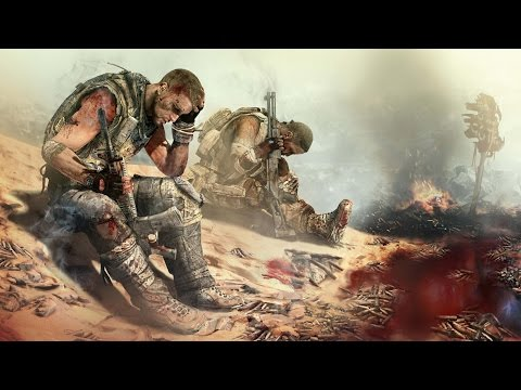 Spec Ops: The Line Movie (All Cutscenes, Endings) 2012