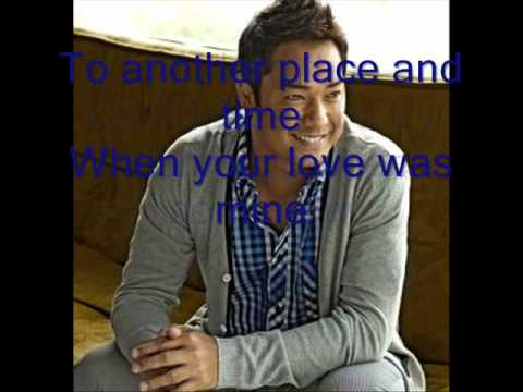 Ariel Rivera Photograph with lyrics