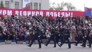 Парад Победы в Пскове 2015 (самая полная версия: парад и праздник)