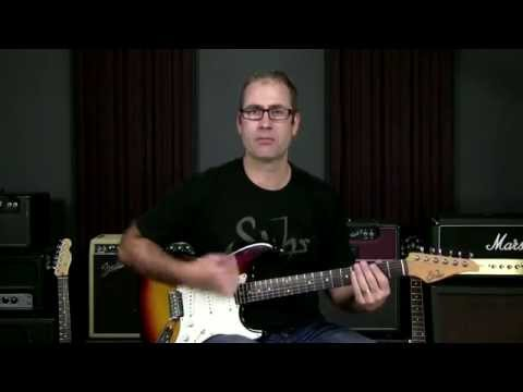 Blues Rhythm Lesson: Big Boss Man, Funky Blues