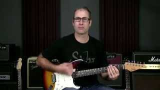 Blues Rhythm Lesson: Big Boss Man, Funky Blues