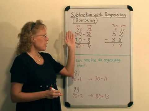 math worksheet : regrouping in subtraction : Teaching Subtraction With Regrouping Worksheets