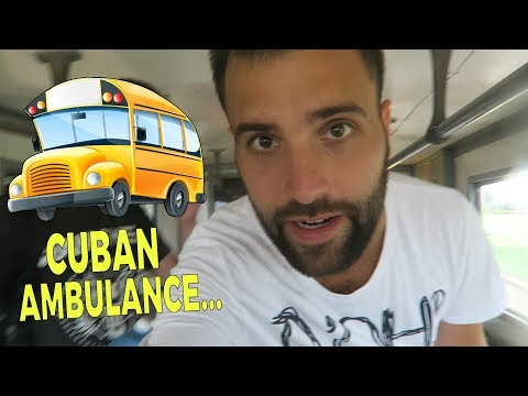 POISONED / SICK IN CUBA 🤒 I had to go to the hospital for foreigners... - STORYTIME / TRAVEL VLOG