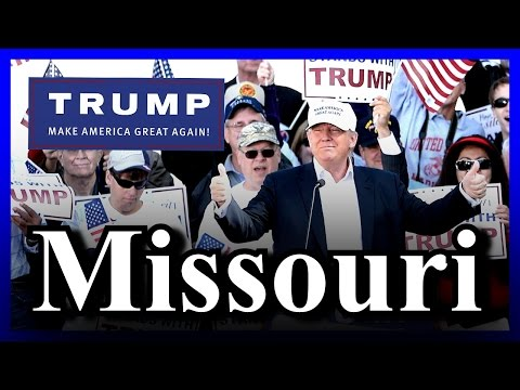 LIVE Donald Trump Missouri St. Louis Rally Ben Carson Phyllis Schlafly FULL SPEECH HD MO ✔