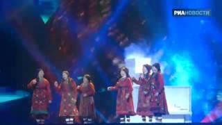 Номер бурановских бабушек на Евровидении(