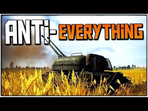 ANTI-EVERYTHING   ZSU 57 (WT RB Gameplay)