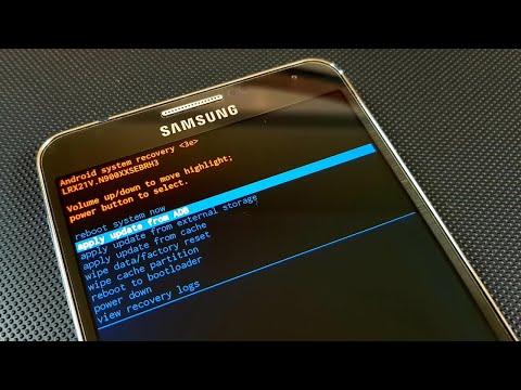 Как выйти из рекавери меню на смартфоне Samsung, Xiaomi и т.д.?