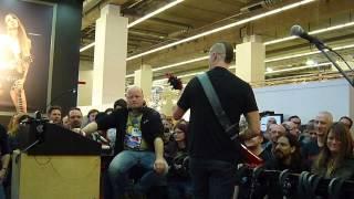 JEFF WATERS (ANNIHILATOR) - Deadlock (Live in Frankfurt am Main 2014, HD)