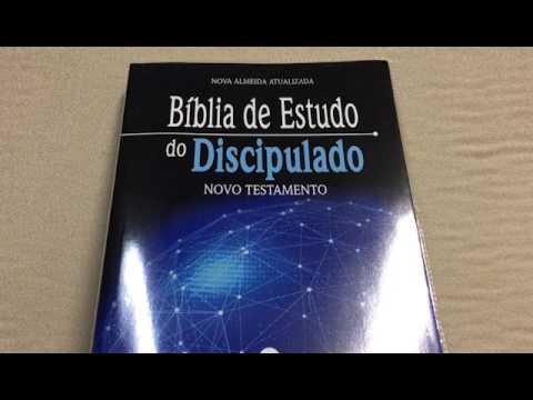 estudo de discipulado