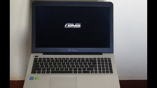 ASUS A555L Battery Replacing.