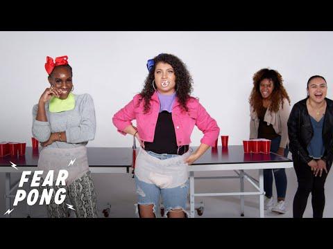 New Moms Play Fear Pong   Fear Pong   Cut