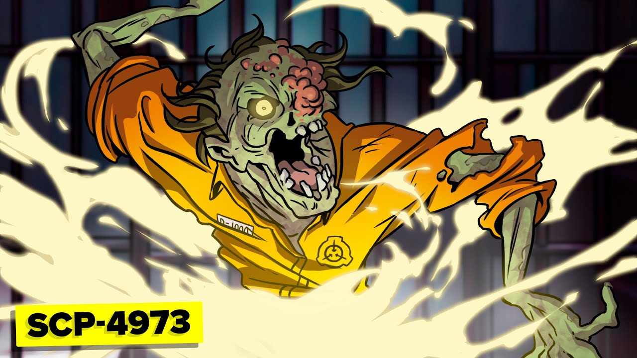 Revenge of D Class Ghosts SCP-4973 - Dead Men Walking (SCP Animation)