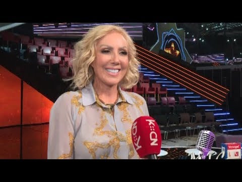 Lepa Brena - Intervju - MIC - (TV KCN, 14.02.2018.)