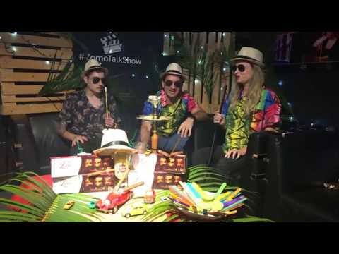 Zomo Talk Show USA #06 - Havana Style | Zomo tobacco for hookah and coconut charcoal