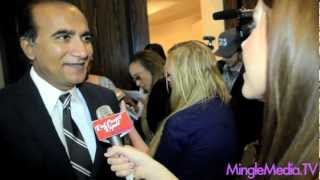 Iqbal Theba at the 2012 Media Access Awards @IqbalTheba