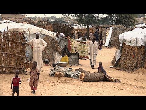 Le camp de Diffa, un refuge pour les victimes de Boko Haram au Niger