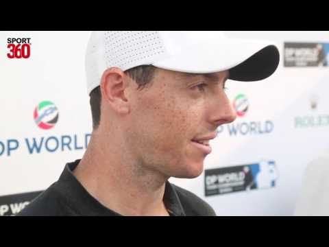 Rory McIlroy reflects on his third round 68 at DP World Tour Championship