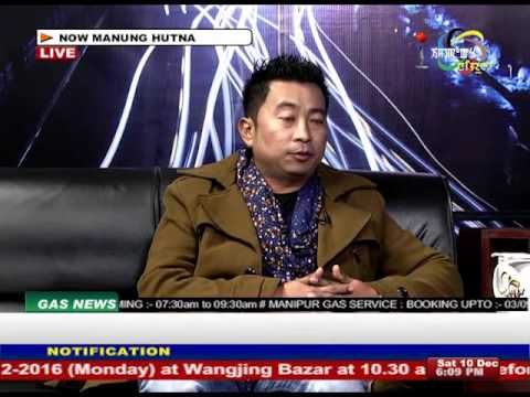 Renowned Singer K  Bobin on Manung Hutna 10 December 2016