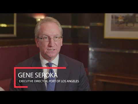Port of LA's Seroka on Increasing Fluidity in Supply Chain
