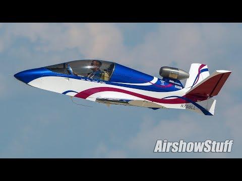 Homebuilt Aircraft Showcase - EAA AirVenture Oshkosh 2018