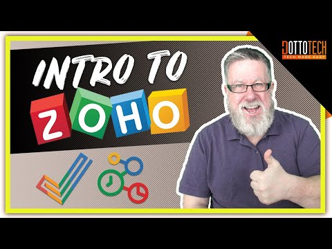 Zoho is a Great Google Alternative!