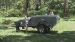 Odyssey Camper Trailer