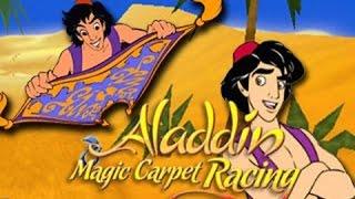 Aladdin Magic Carpet Racing - Aladdin Gameplay (PC 1080p 60fps)